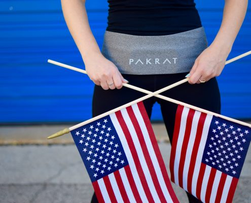 PakRat is Proudly Made in USA